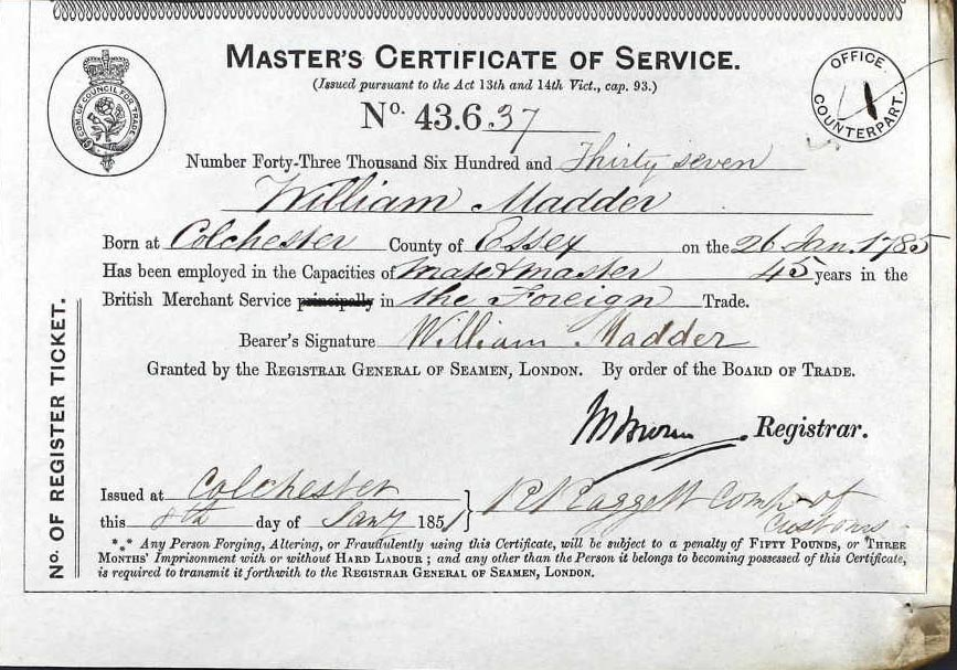 Certificate of service employment northurthwall certificate of service employment yadclub Image collections