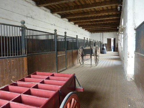Something strange in the stables of Tredegar House