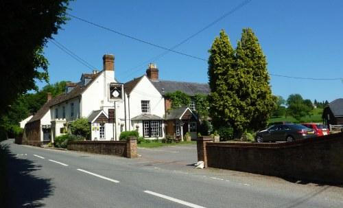The Compasses in Damerham