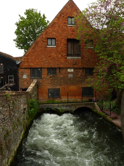 The City Mill at the East Gate of Winchester
