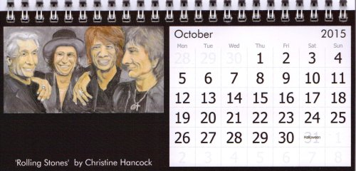 PGH Calendar 2015